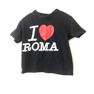 Other - I love ROMA T-shirt